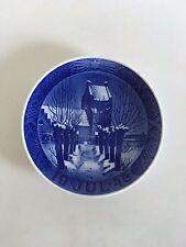 Royal Copenhagen Christmas Plate 1946