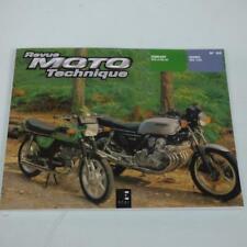 Revue technique d atelier E.T.A.I pour moto Honda 1000 CBX N°35 Neuf