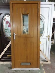 Composite Front Door 905mm X 2110mm