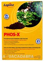 LAGUNA PHOS-X PHOSPHATE REMOVER GARDEN KOI FISH POND BLANKETWEED REDUCER - PT570