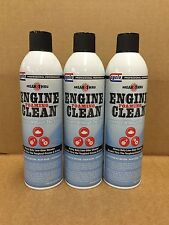 FREE PRIORITY SHIP Set of 3: Professional Cyclo Engine Foam Degreaser Low Odor
