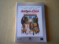Amori in città e tradimenti in campagna DVD audio italiano inglese Keaton Kinski