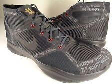 Nike Free Zug Instinkt Hart Kevin Hart schwarz rot selten SZ 15 (848416-001)