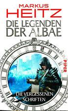 Heitz - DIE LEGENDEN DER ALBAE - DIE VERGESSENEN SCHRIFTEN Fantasy TB