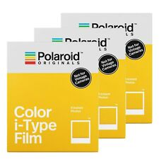Polaroid Originals Colour Film For Polaroid i-Type Cameras - TRIPLE PACK