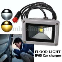 10W 12V LED Flood Spot Light Work Lamp Car Charger Waterproof For Camping  3 3