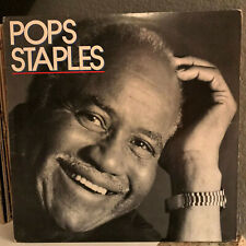 "POPS STAPLES - Self Titled - 12"" Vinyl Record LP - EX"