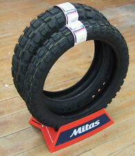 Mitas E-10 Dual Sport SET Motorcycle Tire 110/80-19 150/70-17 BMW GS Strom Tiger