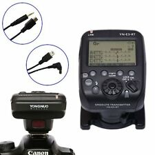 Yongnuo YN-E3-RT TTL Speedlite Wireless Transmitter for Canon EOS as ST-E3-RT