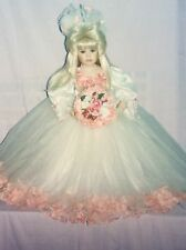 "Masterpiece Gallery SWEET 16 SIXTEEN 30"" Porcelain Doll #014/750"