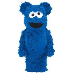 Medicom Toy BE@RBRICK COOKIE MONSTER Costume Ver. 1000% F/S figure Bearbrick
