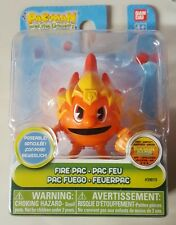 "Fire Pac - Pacman and the Ghostly Adventures 2"" 6cm Action Figure - New"