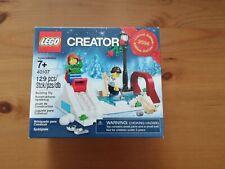 Lego 40107, limited Edition 2014, neu und ovp