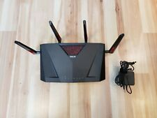 ASUS AC3100 RT-AC3100 Extreme Wi-Fi Wireless 8-Port Dual-Band Gigabit Router