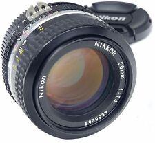 NIKON AIS 50mm 1.4 Nikkor