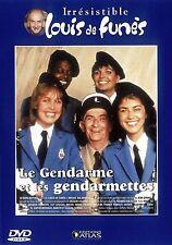 Le Gendarme Et Les Gendarmettes - The Troops & Troop-ettes- Louis de Funes REG 2