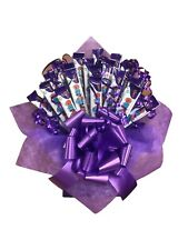 Cadburys Curly Wurly Chocolate Bouquet - Valentines Gift - Thank you - birthday