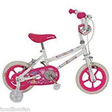 """Girls Sparkle & Glitz Daisy 12"""" pouces vélo avec stabilisateurs ** Nouveau **"""
