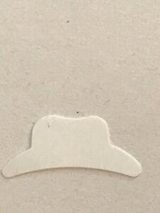 Cowboy Hat Party Confetti, Multi Colors Available