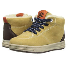 NEW Carter's Boys Vandal Ankle Lace Up Fashion Boots Sneaker Size US 5 M Toddler