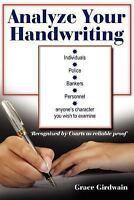 Analyze Your Handwriting (Paperback or Softback)