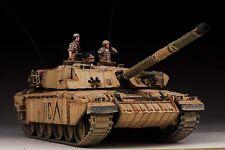 Award Winner Built Tamiya 1/35 Challenger I Mk3 MBT Desert Storm +2 Crew