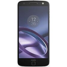 Motorola Moto Z XT1650-03 64GB Unlocked GSM 4G LTE Android Phone - Black