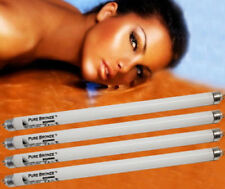 5 x NEW PURE SUN FACIAL SOLARIUM UVA TANNING LAMPS TUBES FOR PHILIPS TANNER ETC