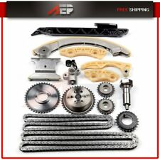 For 10-15 Gmc Terrain Chevrolet Equinox 2.4L L4 Dohc Engine Timing Chain Kit