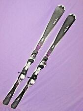 NEW! Volkl VIOLA Essenza Women's Skis 162cm w/ Marker 4Motion 10.0 Int Bindings