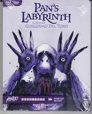 Pan's Labyrinth Mondo X SteelBook #4 (Blu-Ray+DVD) **NEW**