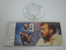 JOE COCKER/COCKER(CAPITOL CDP 7 46268 2) CD ALBUM