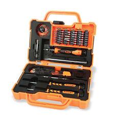 Jakemy 45pcs Anti-Drop Eletronic Tool Kit JM-8139 Set Opening Tools For Laptop