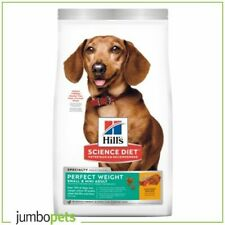 Hills Science Diet Adult Small and Mini Perfect Weight Dry Dog Food 6.8kg
