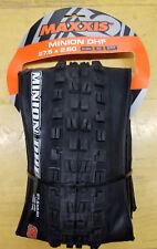 Maxxis Minion DHF Tire 27.5x2.6 120tpi Triple Compound MaxxTerra EXO Tubeless