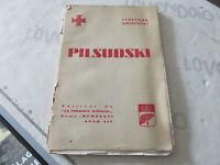 Kociemski Leonardo - Pilsudski 11 Edition 1936 - Limited The Will D' Italy