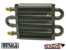 """DERALE DP13309 POWER STEERING & FUEL COOLER 8-1/8"""" x 5"""" x 3/4"""", -6AN"""