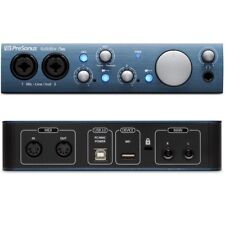 PRESONUS AUDIOBOX iTWO interfaccia scheda audio usb 2.0 x pc iPad studio