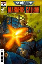 Warhammer 40K Marneus Calgar #1 1:25 Gist Variant