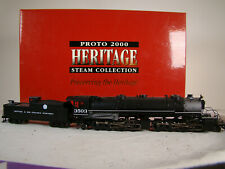 Beautiful Walters 2-8-8-2 Steam Locomotive with DCC & Sound - in original box