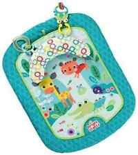 Baby Tummy Time Mat Refresh Pip Removable Prop Pillow Flower Shaped Rattle New
