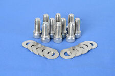 Stainless Steel Differential Cover Bolts Dress Up Dana 30,35,44 Diff Covers