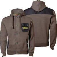 Mens Hoodie Max Edition MSW10 NEW Hooded Fleece Full Zip Sweatshirt Top Jacket