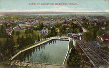 HAMILTON ONTARIO James St. Reservoir
