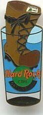 Hard Rock Cafe GATLINBURG 2003 SHOT GLASS Series PIN HRC Catalog #18474 Mint New