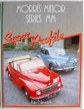 MORRIS MINOR SERIES MM SUPER PROFILE RAY NEWELL CAR BOOK