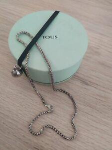 TOUS Necklace Collar De Plata ley 925 / TOUS Necklace 925 Sterling Silver