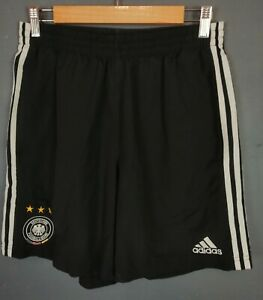 ADIDAS MEN'S GERMANY NATIONAL 2005/2006 DEUTSCHER SHORTS FOOTBALL SOCCER SIZE M