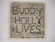 "BUDDY HOLLY & CRICKETS "" '20 Golden Hits '1978 LP Album MCA Records 3040 Record"