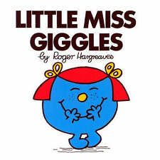 Little Miss Giggles by Roger Hargreaves Paperback FREE P+P BRAND NEW